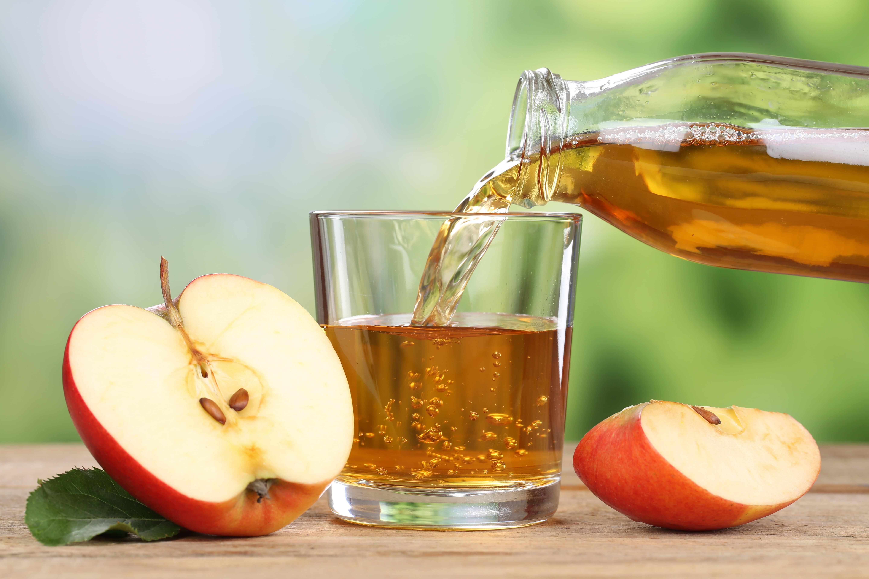 European organic apple juice